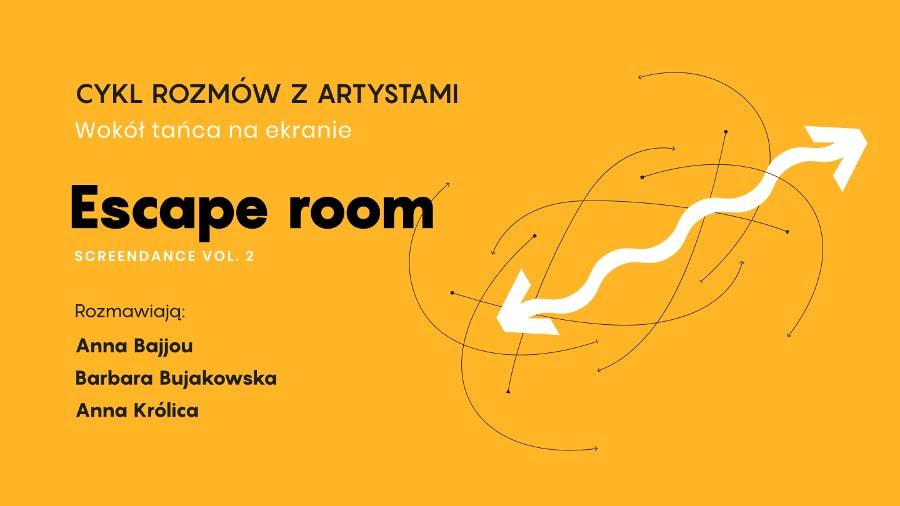 Przewodnik taniec. vol 2 - Escape room