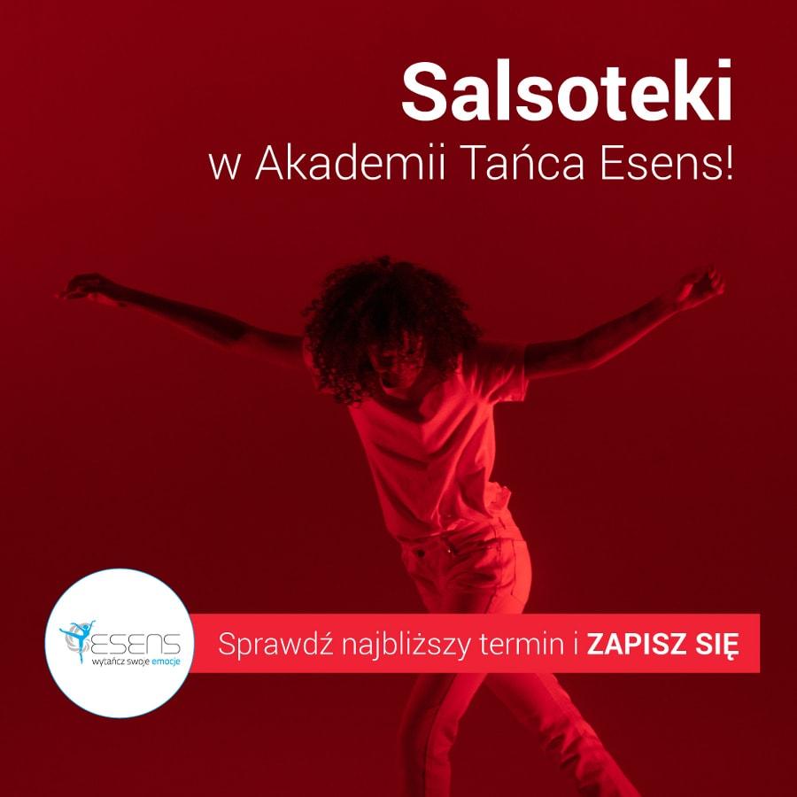 Salsoteki w Akademii Tańca Esens