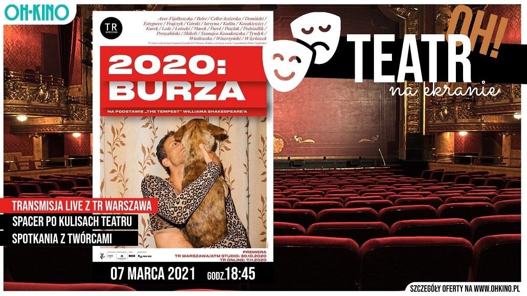 2020: Burza - TR Warszawa