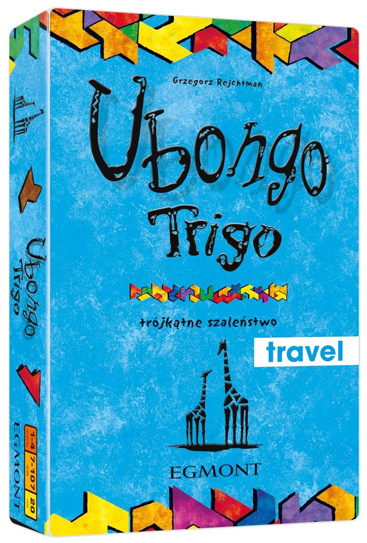 Okładka gry UBONGO Trigo