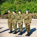 Nic dla nas, wszystko dla Ojczyzny  - uroczysta przysięga akademia obrony narodowej aon relacja warszawa