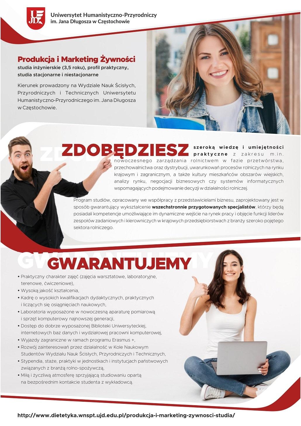 Nowy kierunek studiów