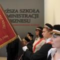 Inauguracja Roku Akademickiego w WSAiB im. E. Kwiatkowskiego w Gdyni - inauguracja, wsaib, gdynia, kwiatkowskiego