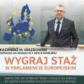 Wygraj staż w Parlamencie Europejskim! - konkurs na staż w parlamencie europejskim, ujazdowski