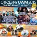 Otrzęsiny UWM 2015! - otrzęsiny, uwm, olszyn, enej, donatan i cleo