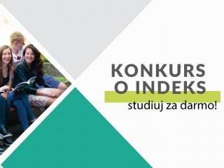 Trwa Konkurs o indeks - studiuj za darmo w WSE - konkurs o indeks, wse, szkoła tischnera kraków