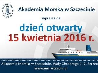 Akademia Morska w Szczecinie zaprasza na Dni Otwarte! [PROGRAM] - dni otwarte akademii morskiej, szczecin