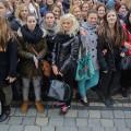 Wrocław: Zatańczyli Poloneza dla Fredry [ZDJĘCIA] - polonez dla fredy 2015 zdjęcia
