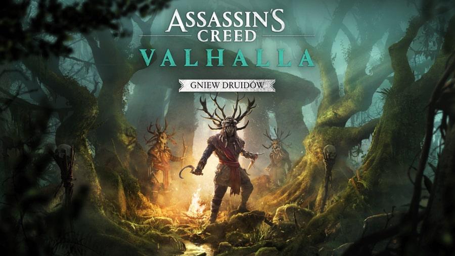 AC Valhalla Gniew Druidów