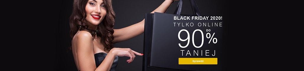 Baner do promocji i kuponów rabatowych dlaStudnta 2020 na Black Friday 2020