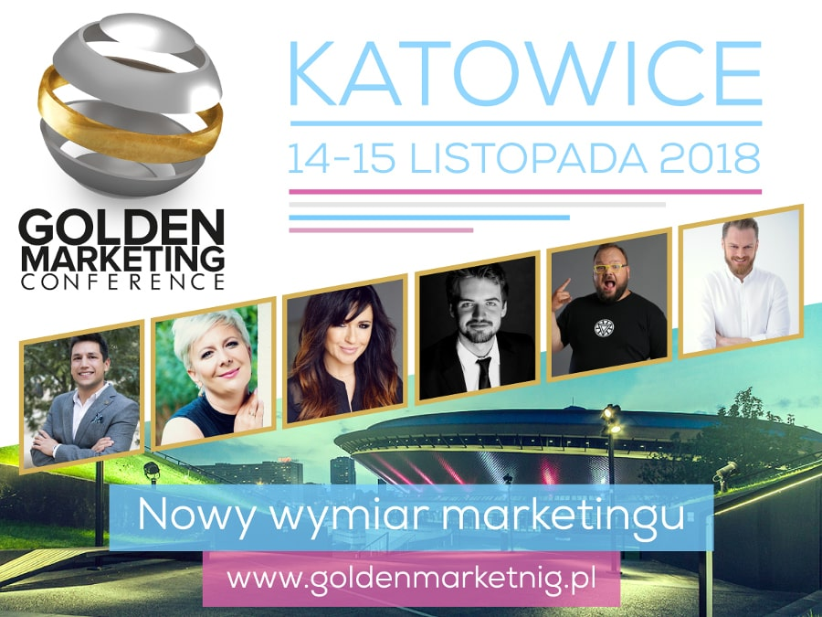 Golden Marketing Conference 2018