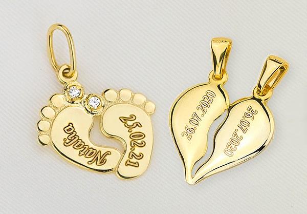 Grawerowanie biżuterii