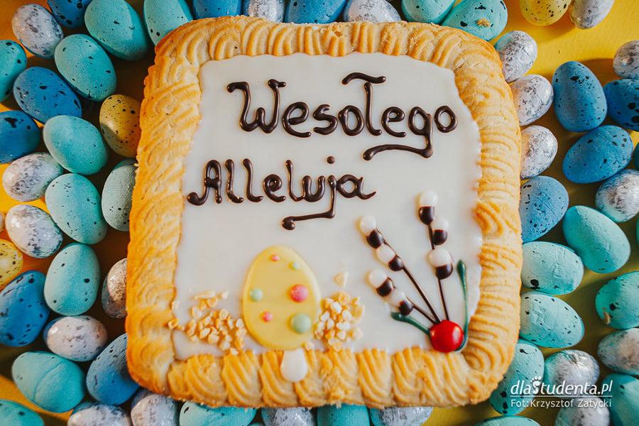 Mazurek Wielkanoc 2021 przepis