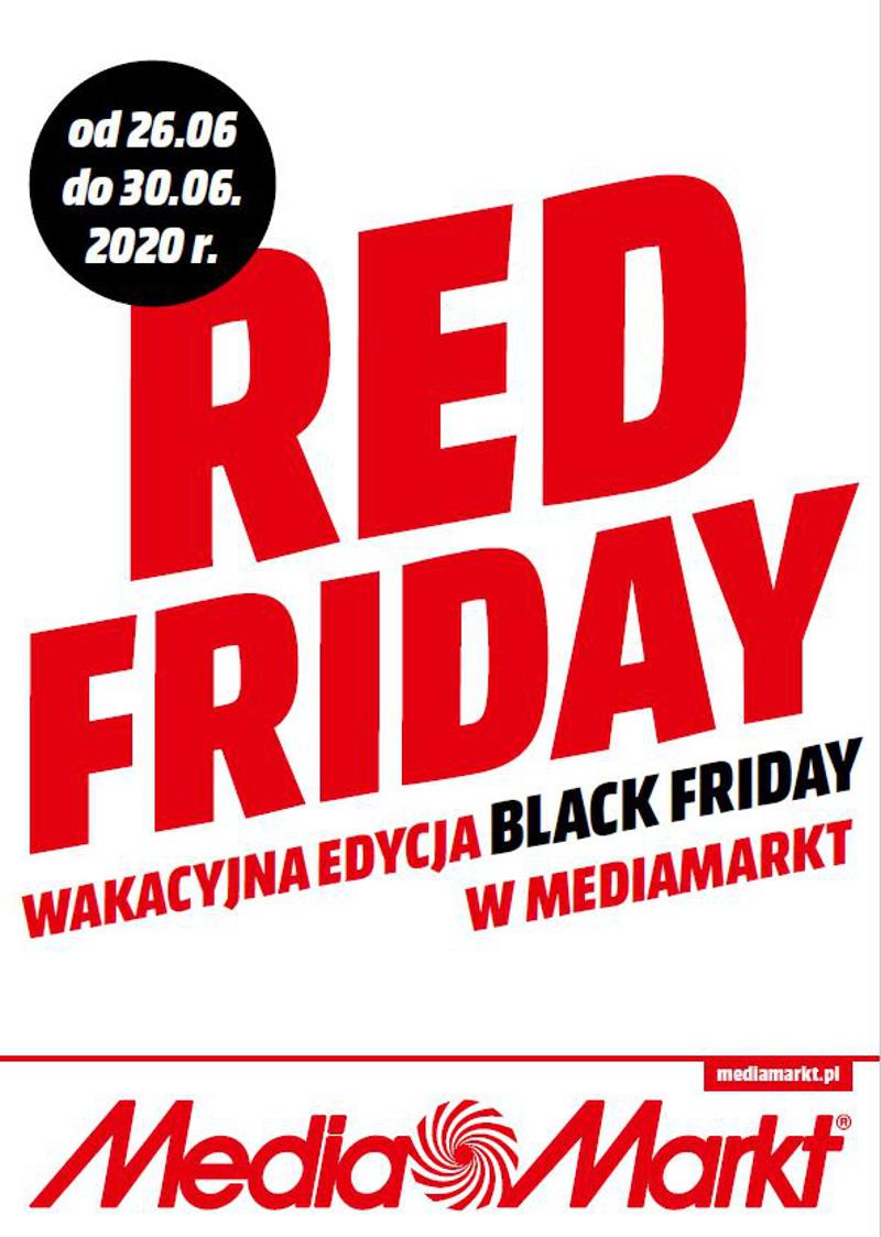 Red Friday w MediaMarkt