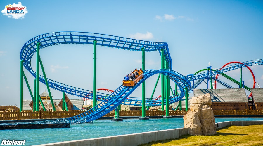 Speed Water Coaster 2018
