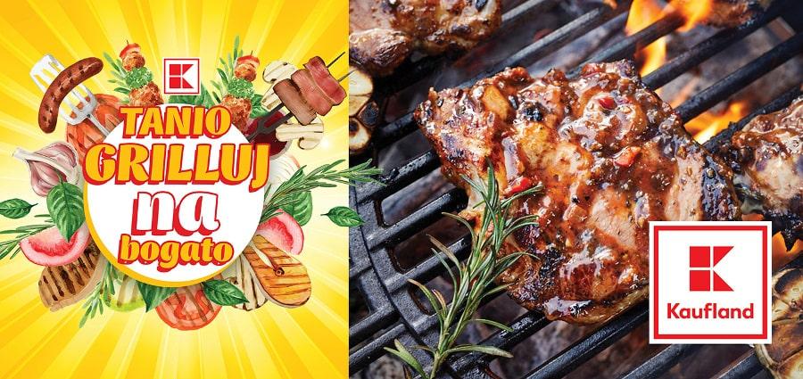 grill majówka Kaufland