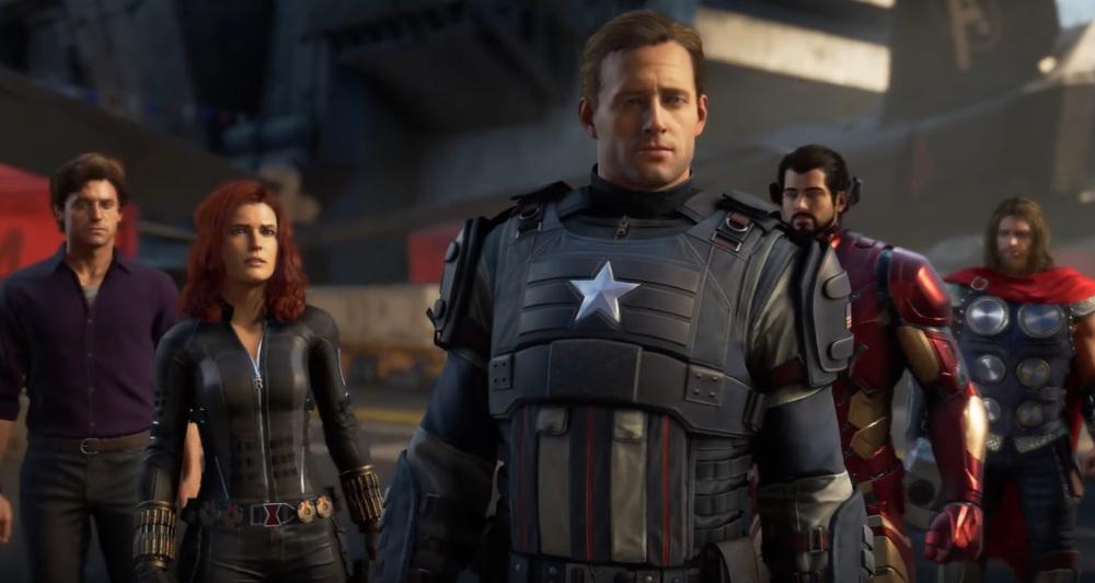 Marvel's Avengers - gra 2020