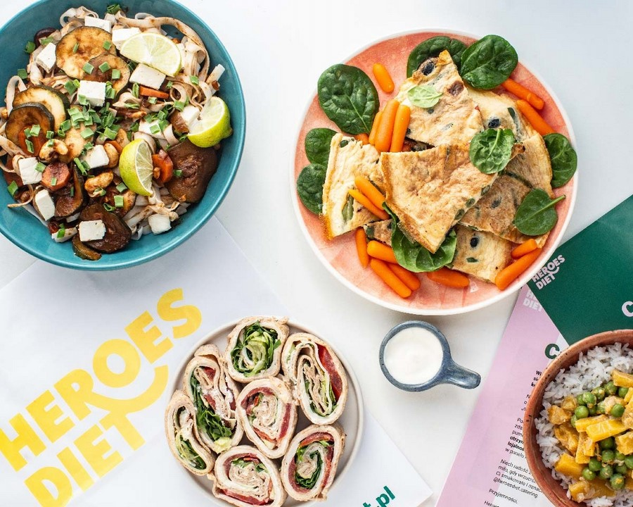 catering dietetyczny Heroes Diet
