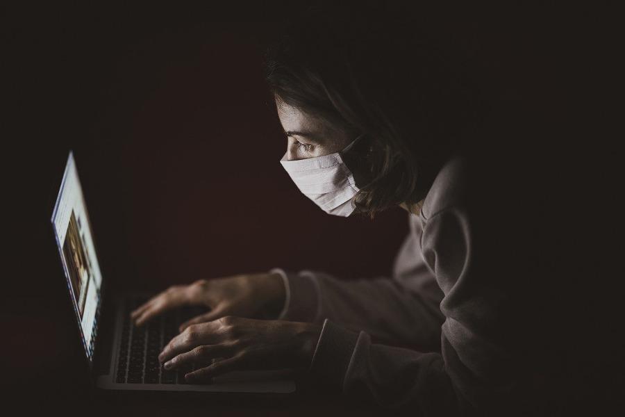 zdalna praca w czasie pandemii