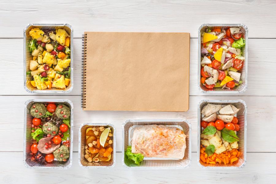 Dieta pudełkowa z dowozem do domu
