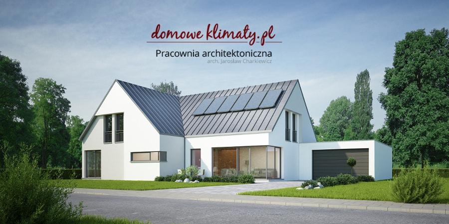 domy z pracowni Domowe Klimaty