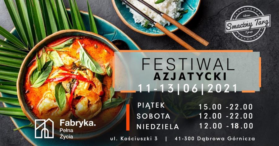 Festiwal Azjatycki Dąbrowa Górnicza