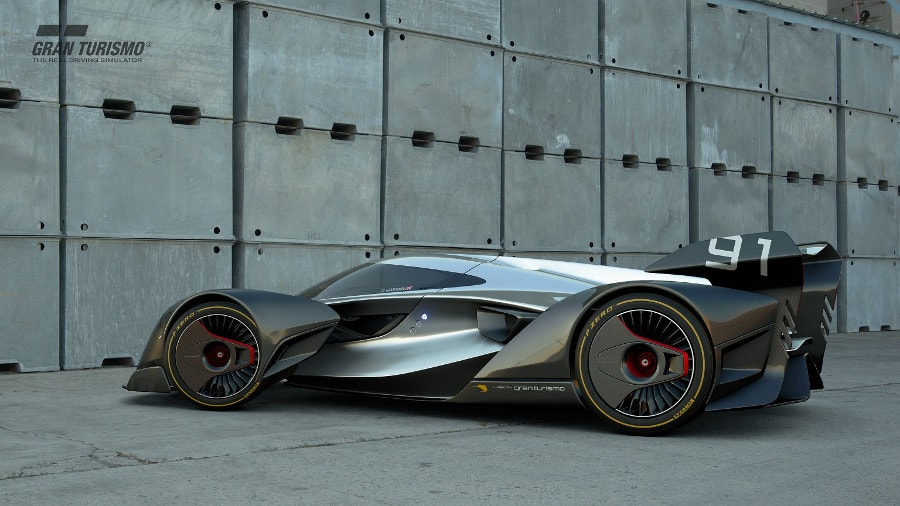 Ultimate Vision Gran Turismo