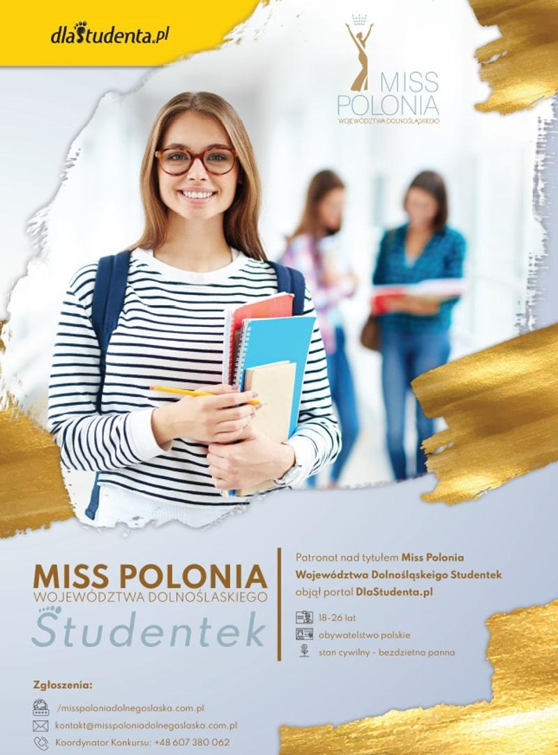 Miss Polonia Województwa Dolnośląskiego Studentek
