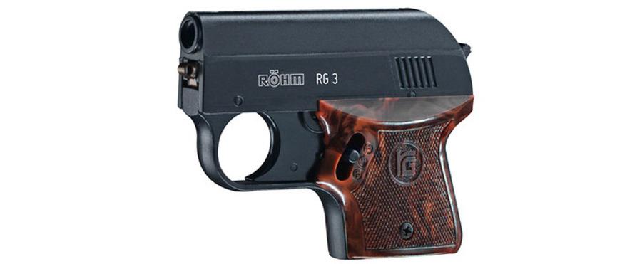 Pistolet hukowy Umarex RÖHM RG 3 kal. 6 mm
