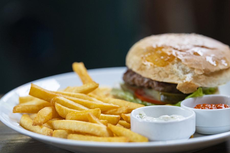 burger praca zdalna