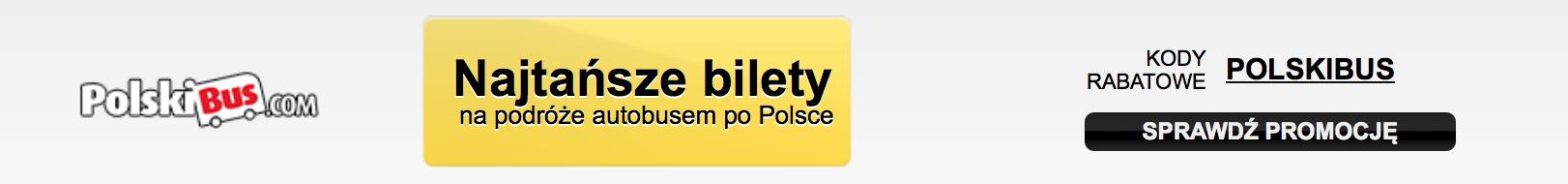 zniżki na polskiego busa