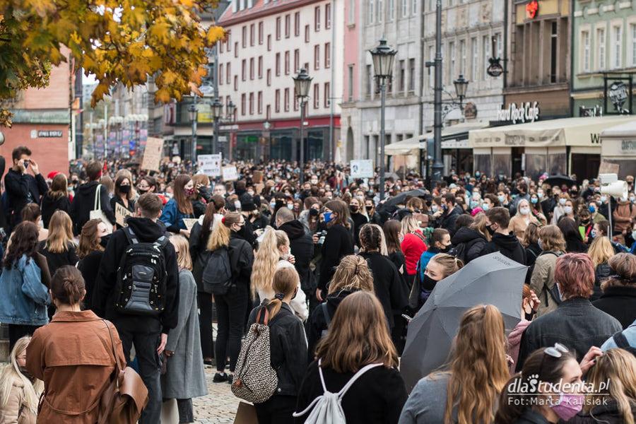 wspieranie strajków w Polsce