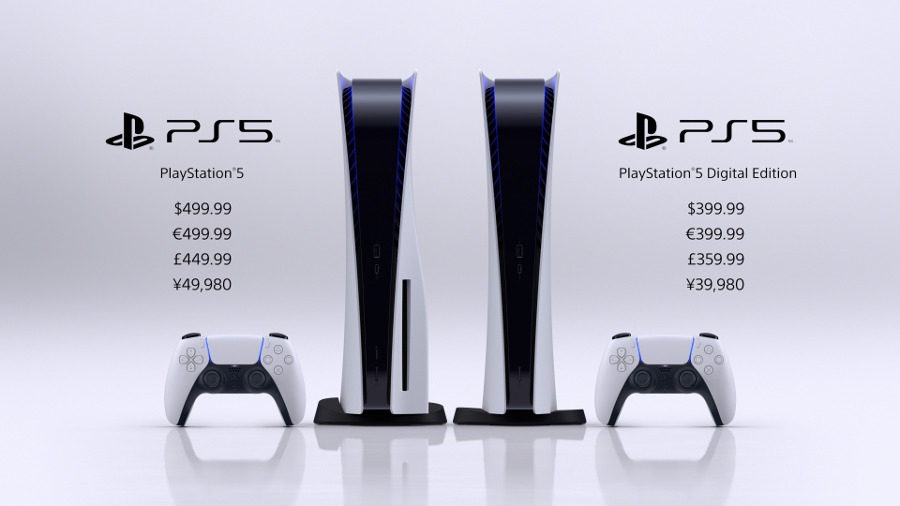 PS5 - konsola premiera cena
