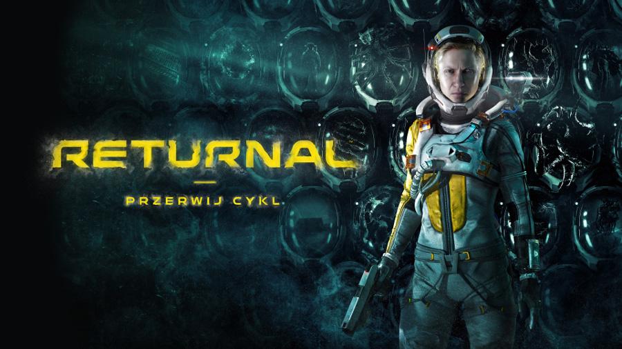 Returnal gra PlayStation 5