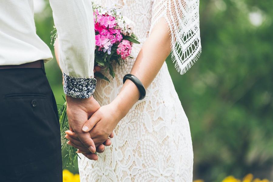 małżeństwo w czasie kwarantanny