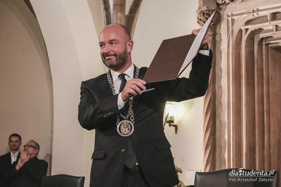 Jacek Sutryk prezydentem Wrocławia