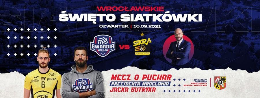 święto siatkówki z Gwardią Wrocław