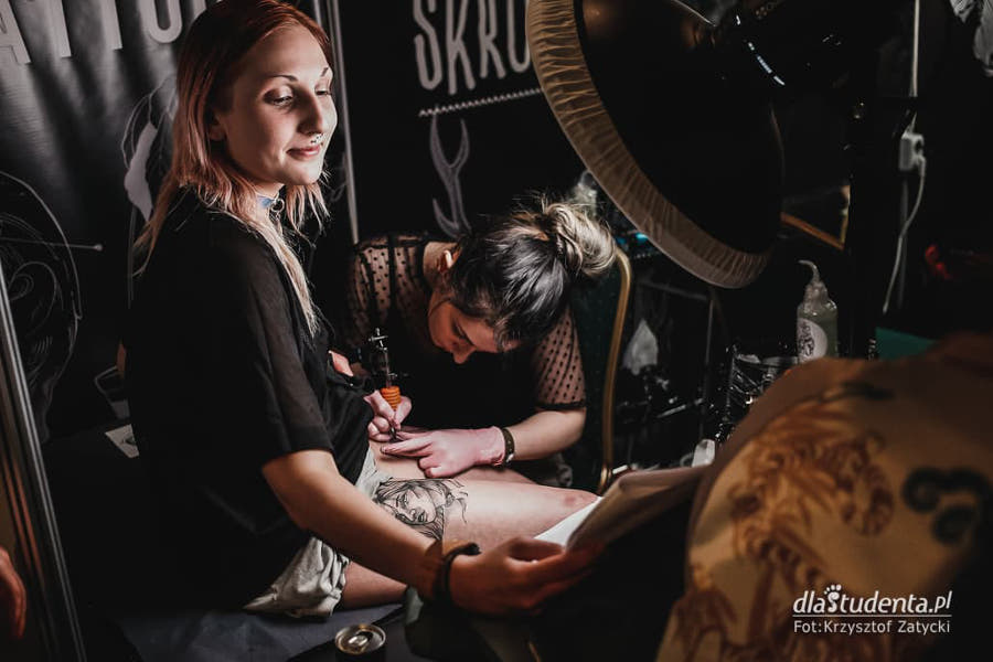 Tattoo Konwent Wrocław