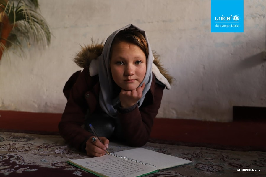 UNICEF dzieci a koronawirus