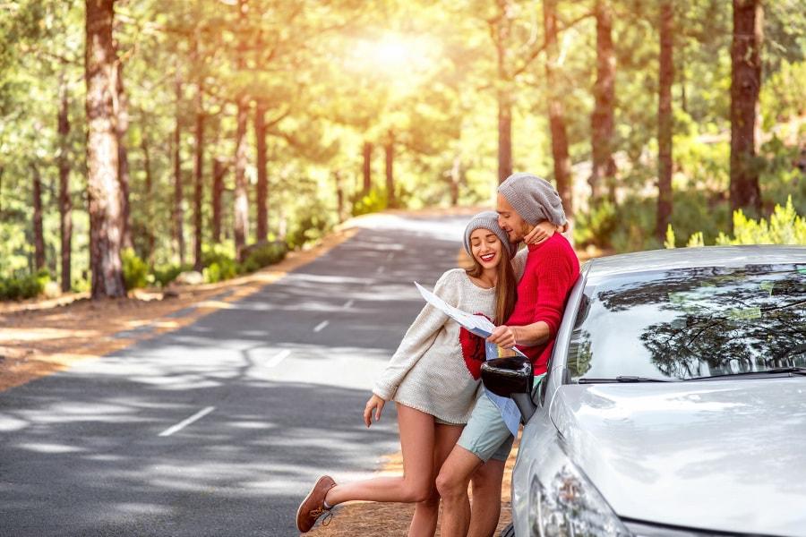 wyjazd weekednowy - wynajmij samochód