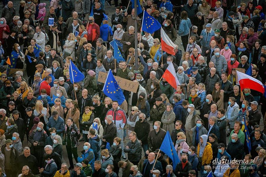 My zostajemy w Unii Europejskiej