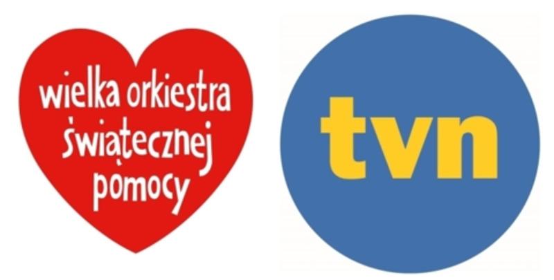 WOŚP i TVN