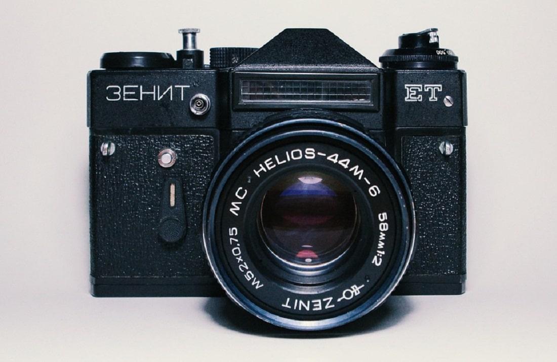 Aparat analogowy Zenit