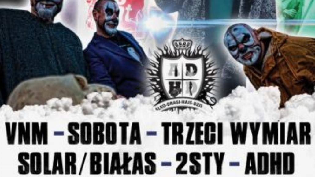 VNM, Sobota i Trzeci Wymiar we Wrocławiu!