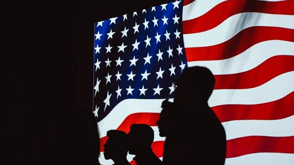 Hymn Lady Gagi Waszyngton 2021