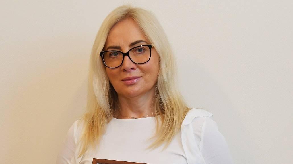 Naukowiec przyszłości 2020 Dr inÅź. Edyta Bauer