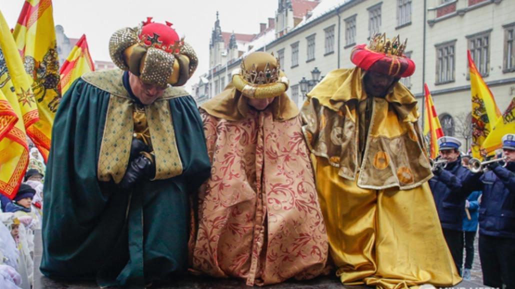 Orszak Trzech Króli przemaszerował ulicami Wrocławia [FOTO]