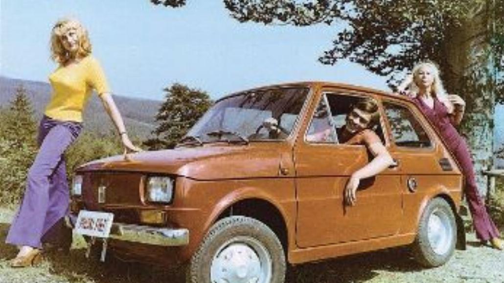 Historia Malucha. Fiat 126p - 40 lat minęło