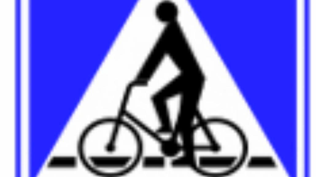 """D-6a """"przejazd dla rowerzystów"""""""