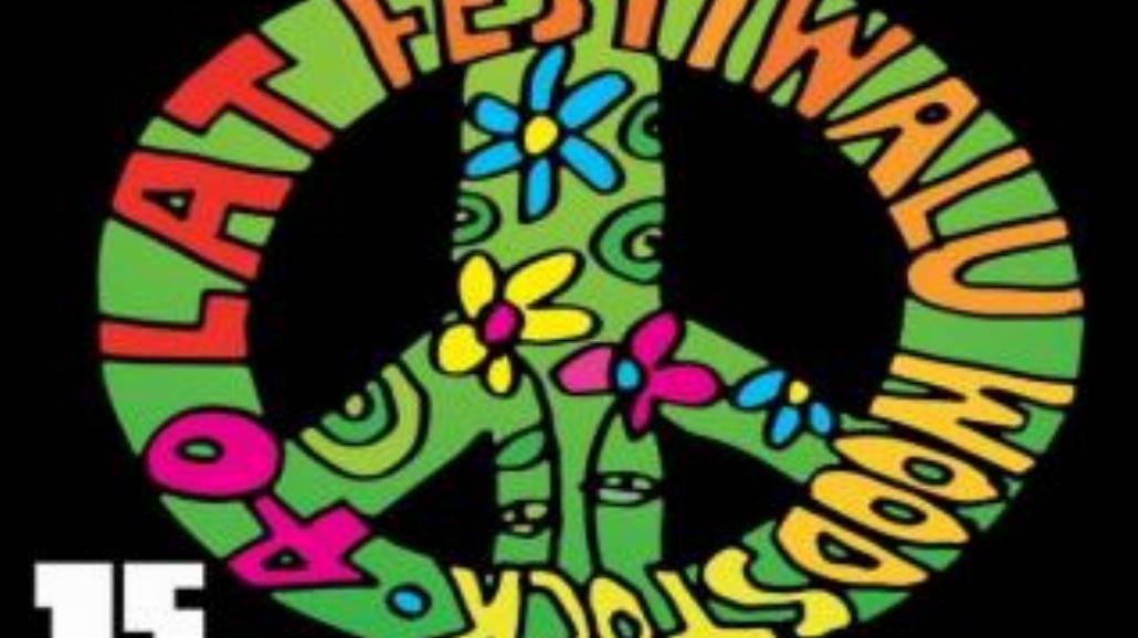 Jelonek na Woodstocku